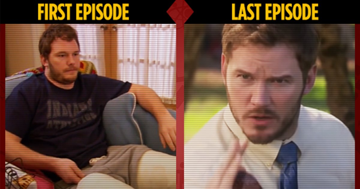 Loads Of First Episode vs Last Episode: How Your Favorite TV Shows Changed
