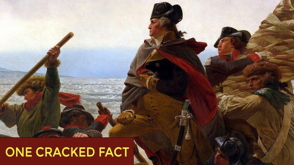 Texas Censored George Washington, For An Imaginary Wardrobe Malfunction