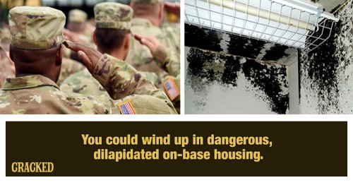 Military Dangers They Skip In The Enlistment Brochure