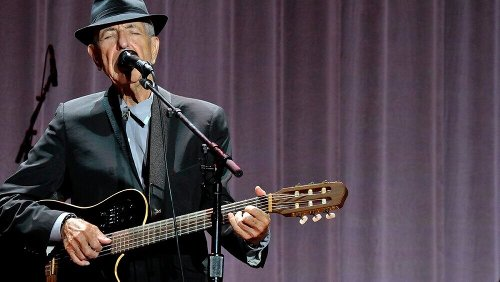 Music Mystery: What Was The 'Secret Chord' In Leonard Cohen's 'Hallelujah?'