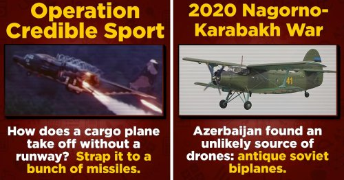 6 WTF Military Plans Too Dumb For Movies