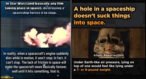 13 Annoying Ways Movies Keep Getting Science Wrong