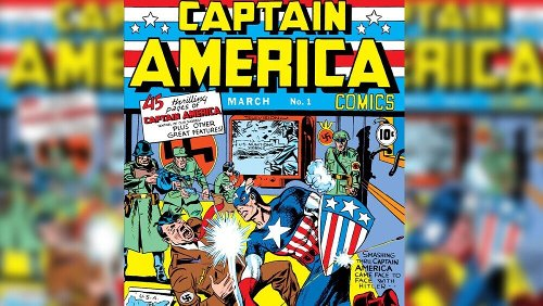 Reminder: Captain America, Jack Kirby, and Stan Lee Have Always Been 'Woke'