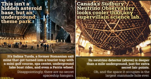 18 Seemingly Sci-Fi Places Here On Earth