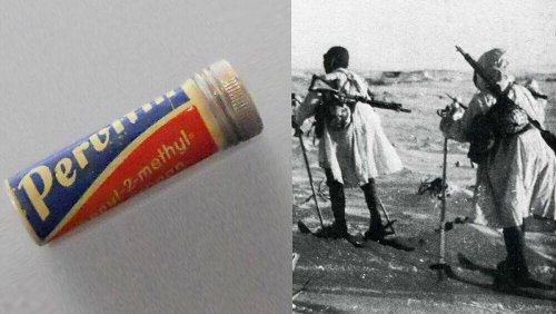 Meet The Soldier Who (Accidentally) Had An Epic Drug Trip ... In The Middle of WWII