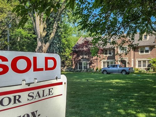 Metro Detroit home sales pace: on fire
