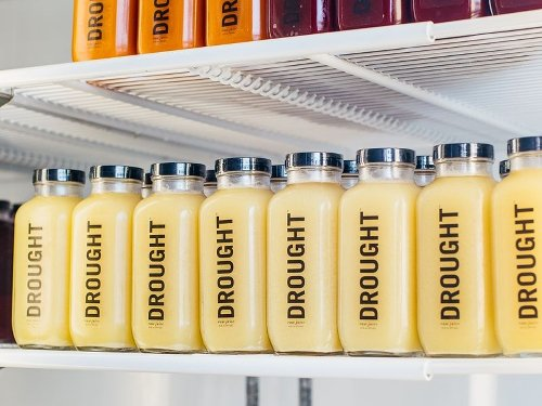 Drought Juice to close its 4 retail stores, make push to wholesale products
