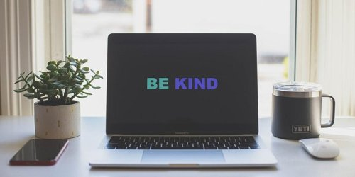 WEBINAR ON DEMAND | The importance of kindness - 29th April