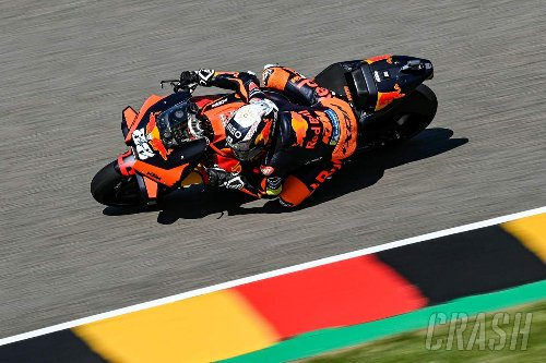 Miguel Oliveira fastest in FP2, Marc Marquez outside the top ten