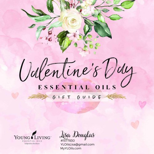 Essential Oils for Valentine's Day