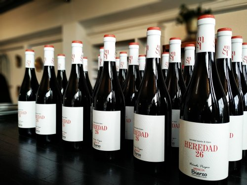 Heredad Morán & López, sabia nueva en el vino de El Bierzo