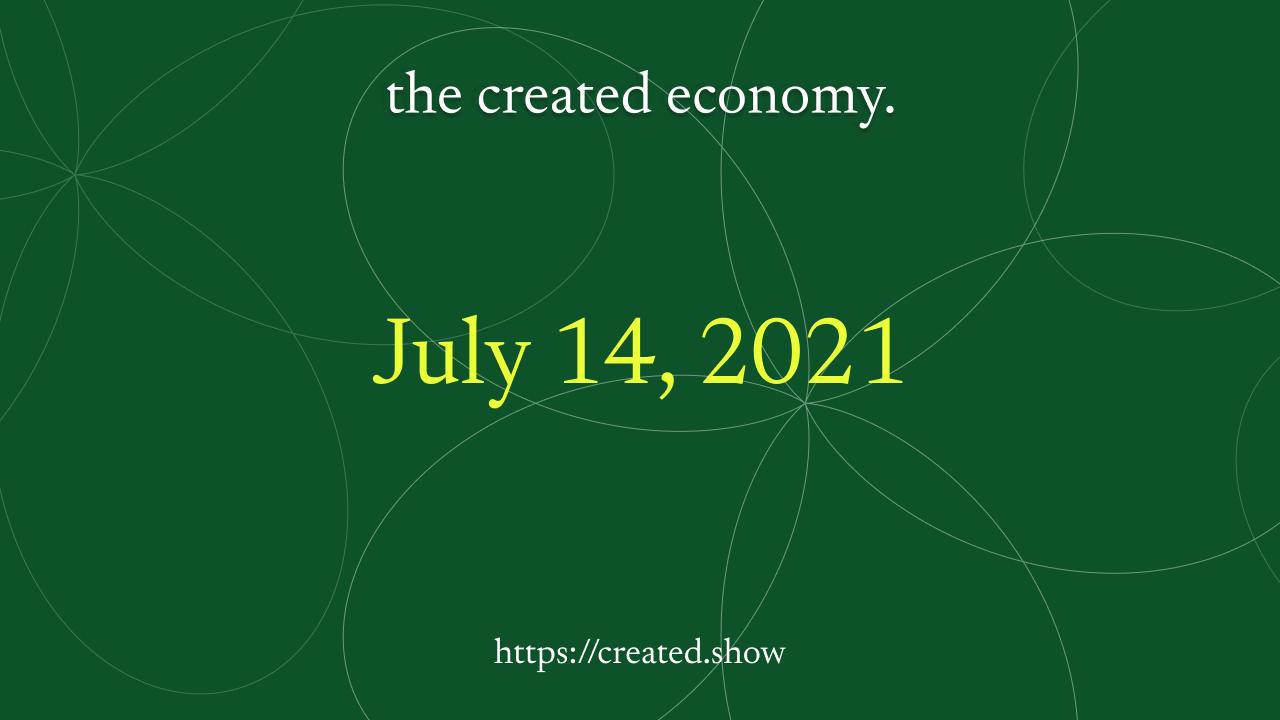 Episode 8: July 14, 2021