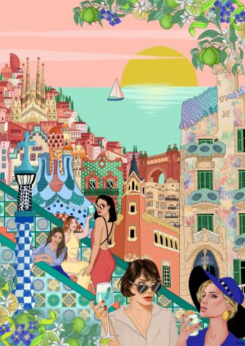 Global art contest pays tribute to world's most exciting cities