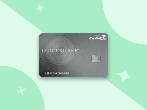 How I use my Capital One Quicksilver   CreditCards.com