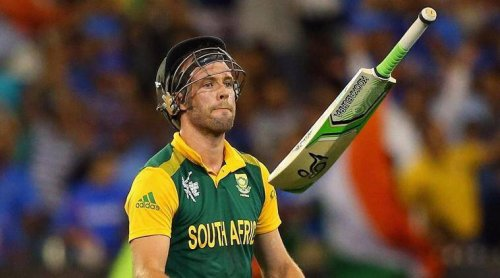 Reports: AB de Villiers Likely To Return To National Colors For The Five-Match T20 Series Against The West Indies In June