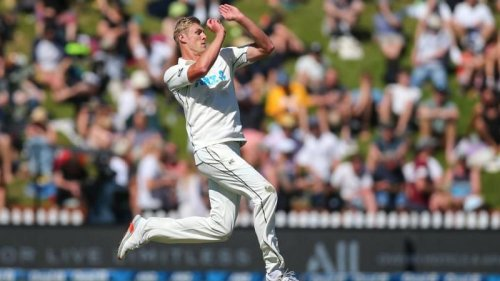 Kyle Jamieson Should Take Confidence From His Previous Series Against India: Dale Steyn