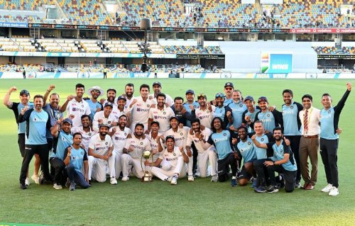 Sourav Ganguly Lauds Team India And Rishabh Pant For Their Historic Series Win In Australia