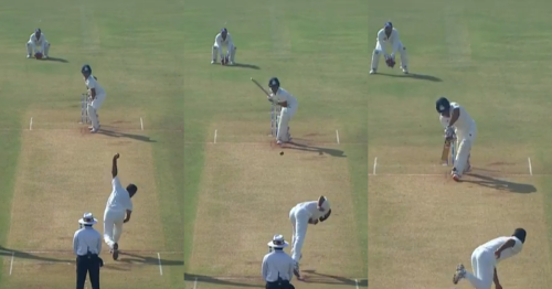 Watch: India's New Standby Bowler Arzan Nagwaswalla Fiery Five-Wicket Haul vs Punjab In Ranji Trophy 2019/20