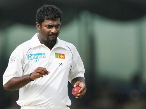 Muttiah Muralitharan Declared By The Star Sports' Jury As The Greatest Test Bowler Of The 21st Century