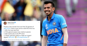 ICC T20 World Cup 2021: Yuzvendra Chahal Takes A Sly Dig At Indian Selectors After Being Snubbed From India's World Cup Squad