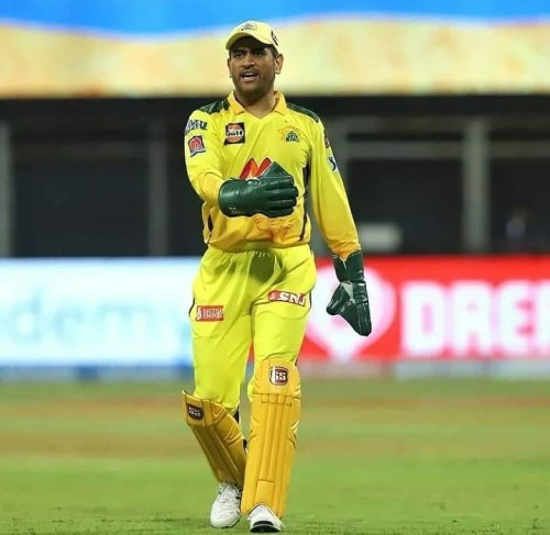Watch: Deepak Chahar Gets His Second Wicket As MS Dhoni Runs From Behind The Stumps To Square Leg To Take The Catch
