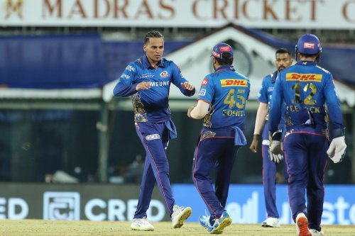 Lot Of Benefit From Having Guys Like Rohit Showing Confidence In Me: Rahul Chahar