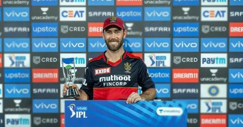 IPL 2021: Glenn Maxwell's first fifty in five years triggers meme-fest on social media