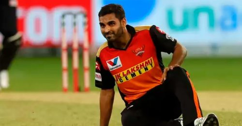 IPL 2021: Sunrisers Hyderabad suffers Bhuvneshwar Kumar's injury scare