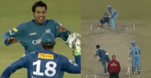 WATCH: On this day 12 years ago, Rohit Sharma took his first-ever hat-trick in IPL