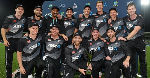 New Zealand Cricket announces their 20-man contract list for the 2021-22 season
