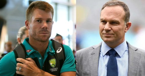 David Warner, Michael Slater responds to reports of being involved in a physical clash in Maldives