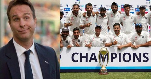 Michael Vaughan recalls how India upended Australia to win the Border-Gavaskar trophy 2020-21