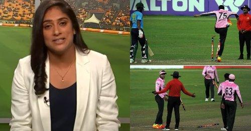 Lisa Sthalekar lambasts Shakib Al Hasan for his 'uprooting stumps' antics during a domestic game