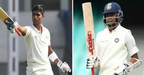 India add Suryakumar Yadav and Prithvi Shaw to their Test squad for England series