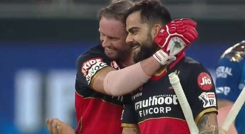 'I was nervous before meeting them': RCB batsman calls himself lucky to have played with AB de Villiers and Virat Kohli