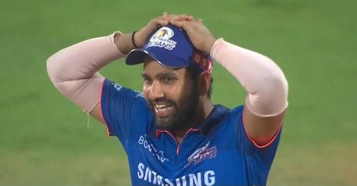 IPL 2021: MI captain Rohit Sharma fined Rs 12 lakh, may face one-match ban in future