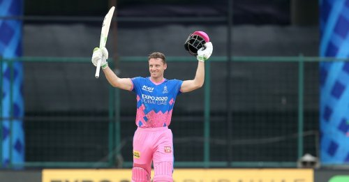 Twitter Reactions: Jos Buttler's century powers RR to 220 against SRH – IPL 2021