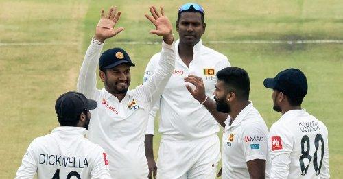 Sri Lanka announces 18-man squad for Bangladesh Test series
