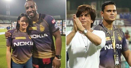IPL 2021: Shah Rukh Khan impressed with Andre Russell, Pat Cummins & Dinesh Karthik's valiant efforts vs CSK