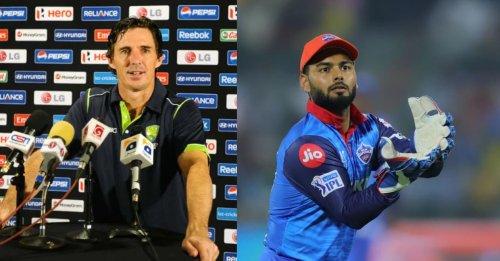 Brad Hogg reveals his best XI of IPL 2021; names Rishabh Pant as captain