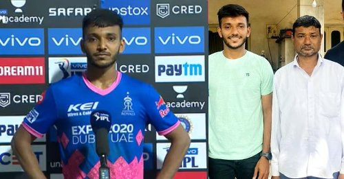 'Wish my father was here': Chetan Sakariya reacts after his maiden India call-up for Sri Lanka tour