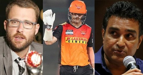 IPL 2021: Daniel Vettori, Sanjay Manjrekar share their views on SRH sacking David Warner from captaincy