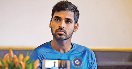 Bhuvneshwar Kumar rubbishes report of him not wanting to play Test cricket