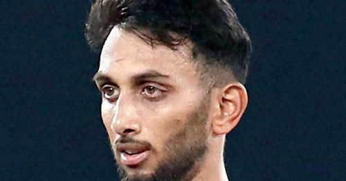 Prasidh Krishna tests positive for COVID-19, reduces his chances of touring England