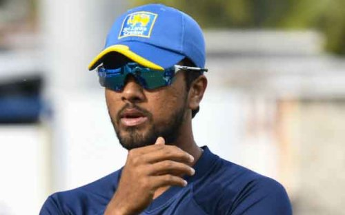 Sri Lanka recalls Dinesh Chandimal, names four rookie players in the squad for limited-overs series against South Africa