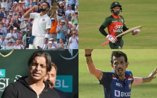 What happened in the cricket world today - July 23
