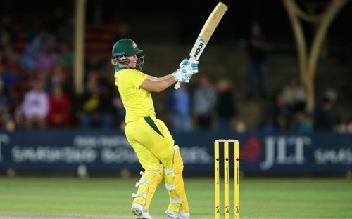 Twitter Reactions: Beth Mooney stars in Australia's thrilling victory