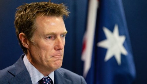 Christian Porter is still a minister. Why, exactly?