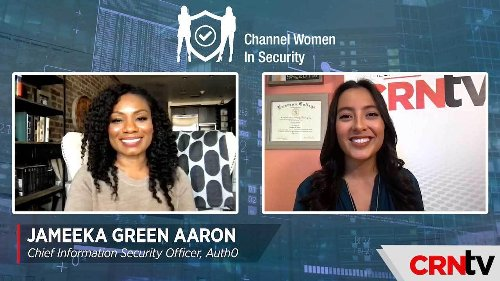 Channel Women In Security: Auth0 CISO Jameeka Green Aaron Tackles Identity, Privacy Challenges