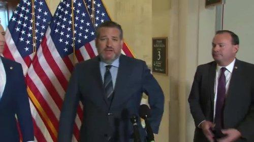 Ted Cruz Slams...Government Handouts To Big Business